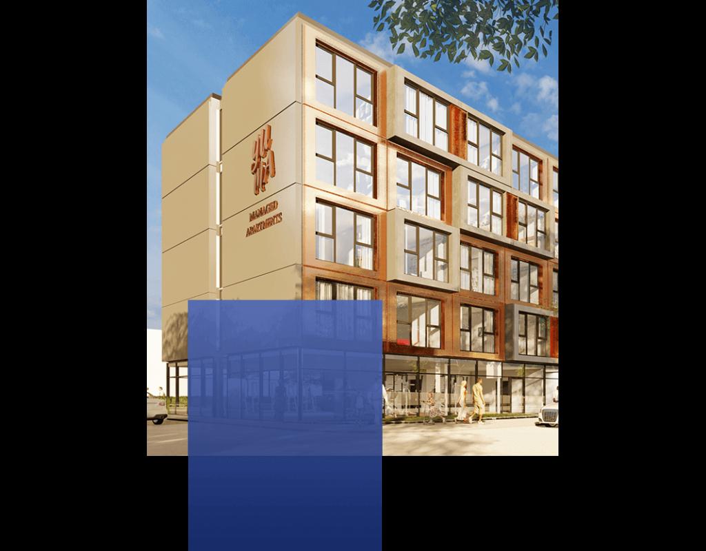 Businessdivisionen YUMA Your Urban Managed Apartment – immero