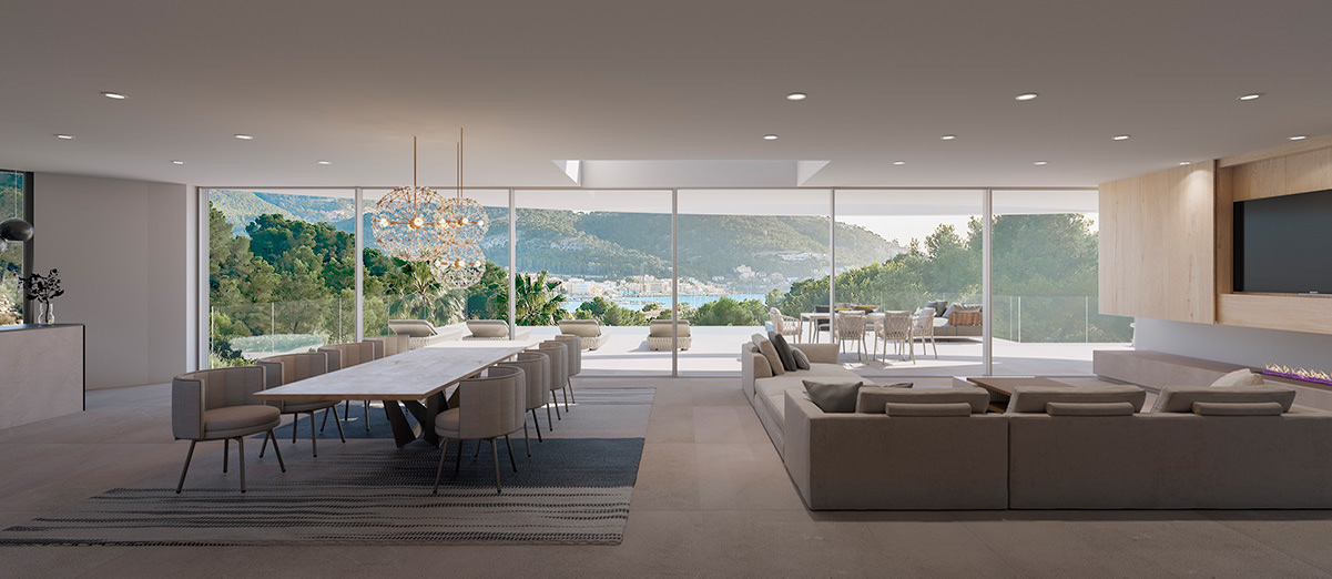Villa Mimosa – immero Auslandsimmobilien
